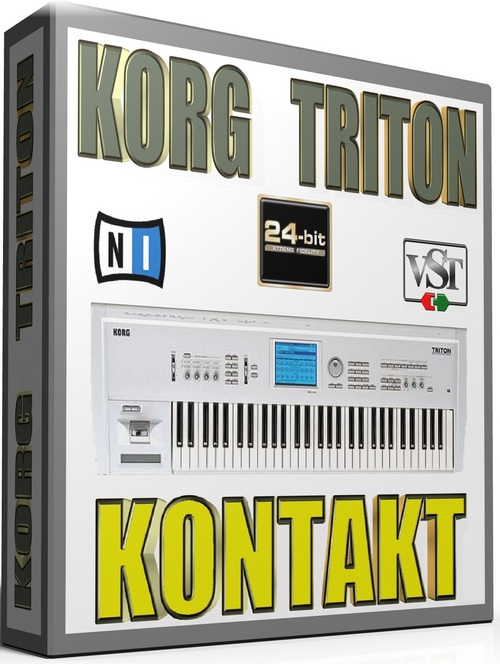 Product picture KORG TRITON SAMPLES FRUITY LOOPS     22GB    *24-BIT*